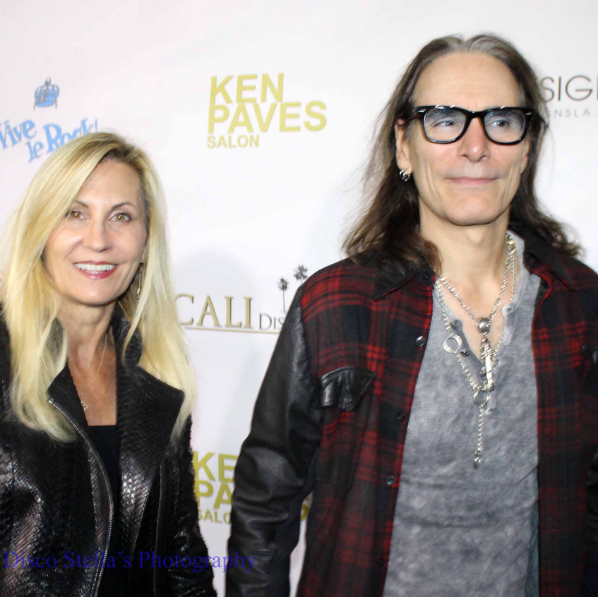 Steve Vai and Guest...