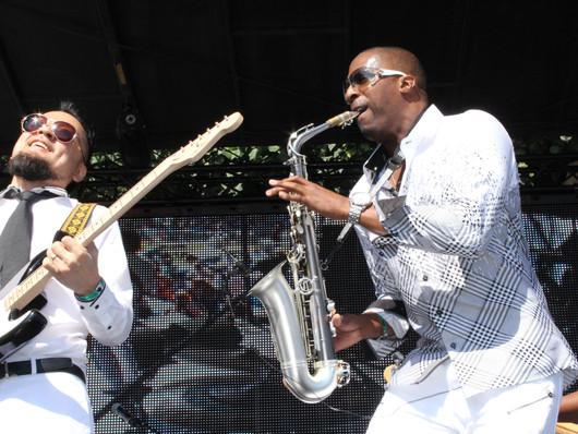 30th Annual Long Beach Jazz Festival 2017 brings music, health wellness and fun.
