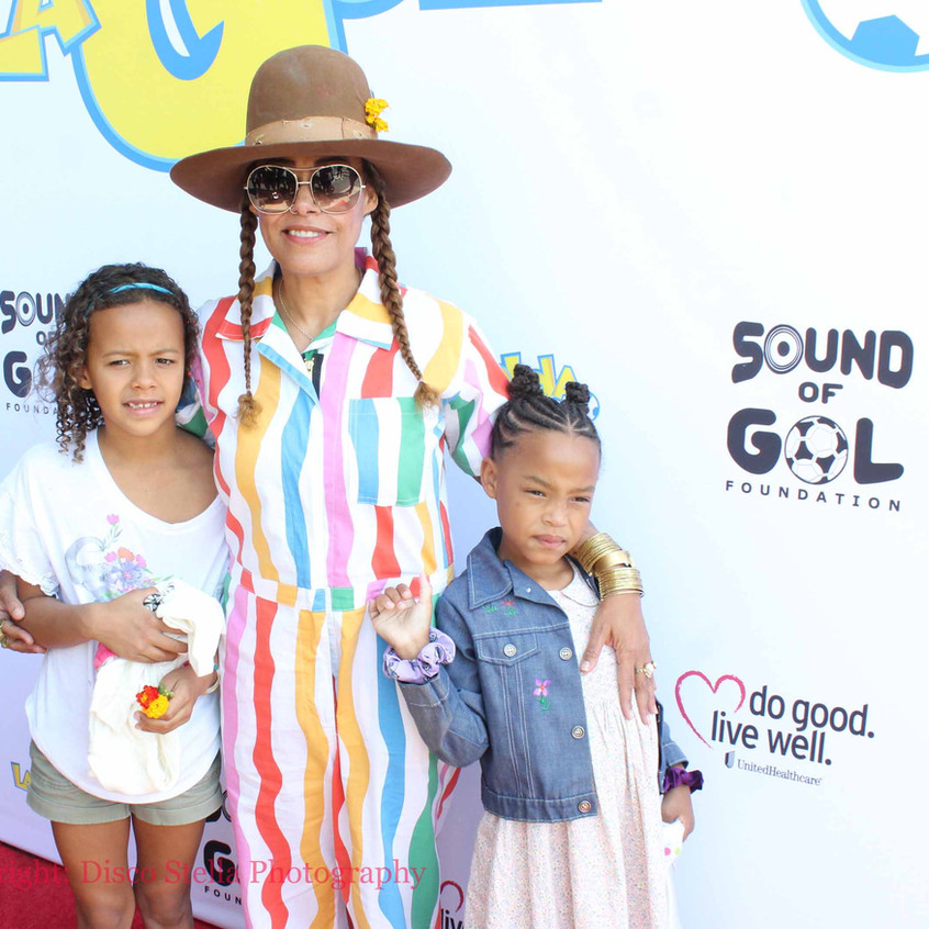 Cree Summer - Actress with guests