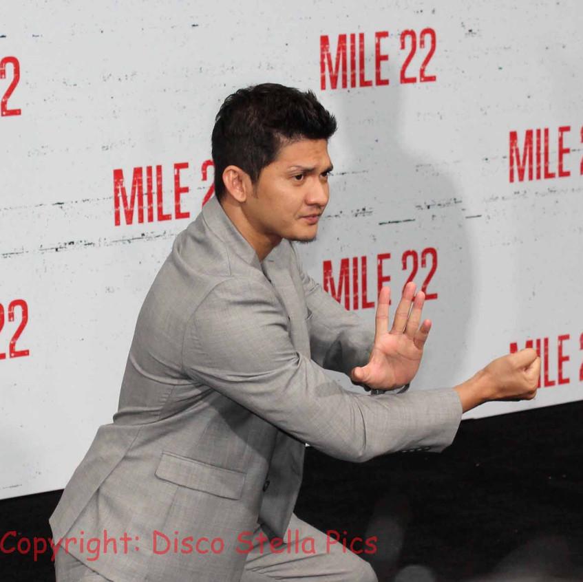 Iko Uwais- Actor - Cast of Mile 22