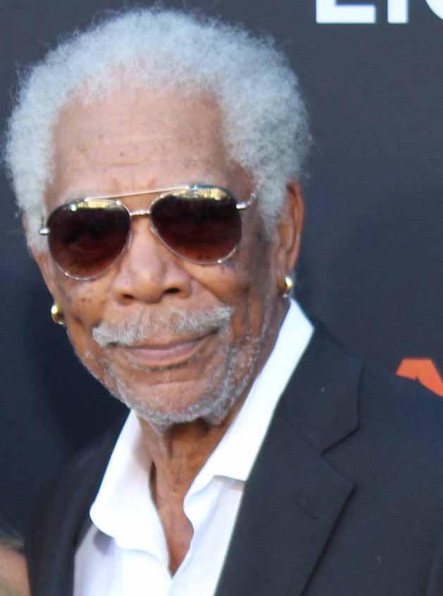 Morgan Freeman - Actor - Cast ..........