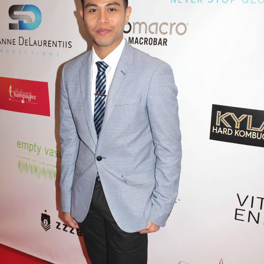 Marvin Ryan - Filipino American Actor