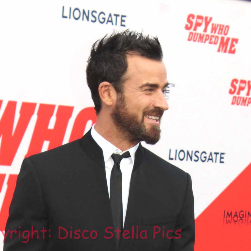 Justin Theroux - Cast in movie