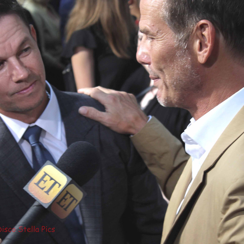 Mark Wahlberg and Peter Berg - Interview