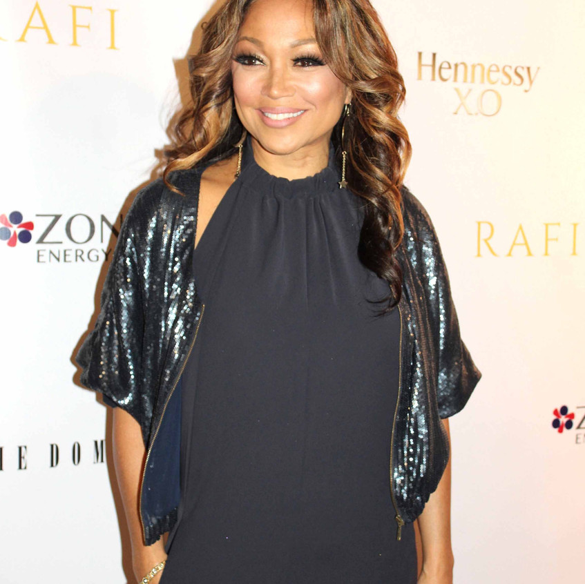Chante Moore- Singer - Songwriter...