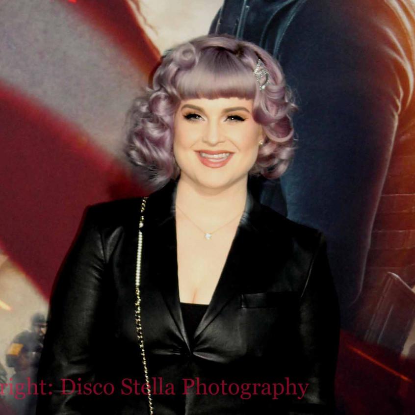 Kelly Osbourne - TV Personality.........