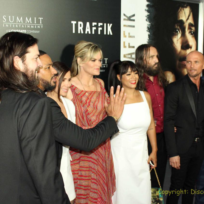Traffik Cast