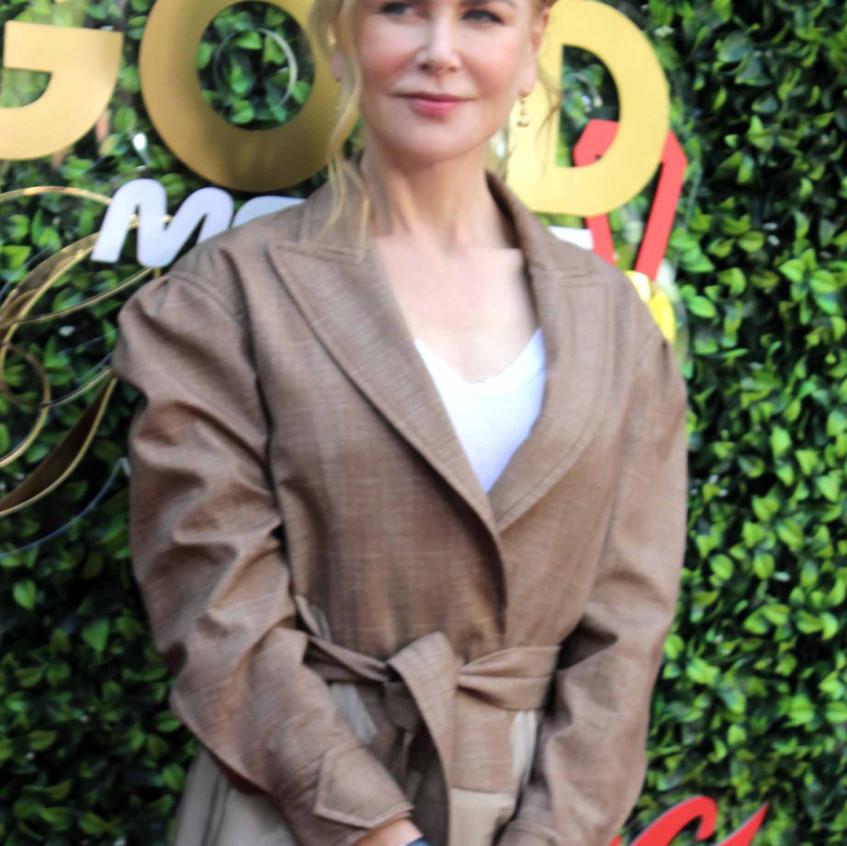Nicole Kidman- Actress........