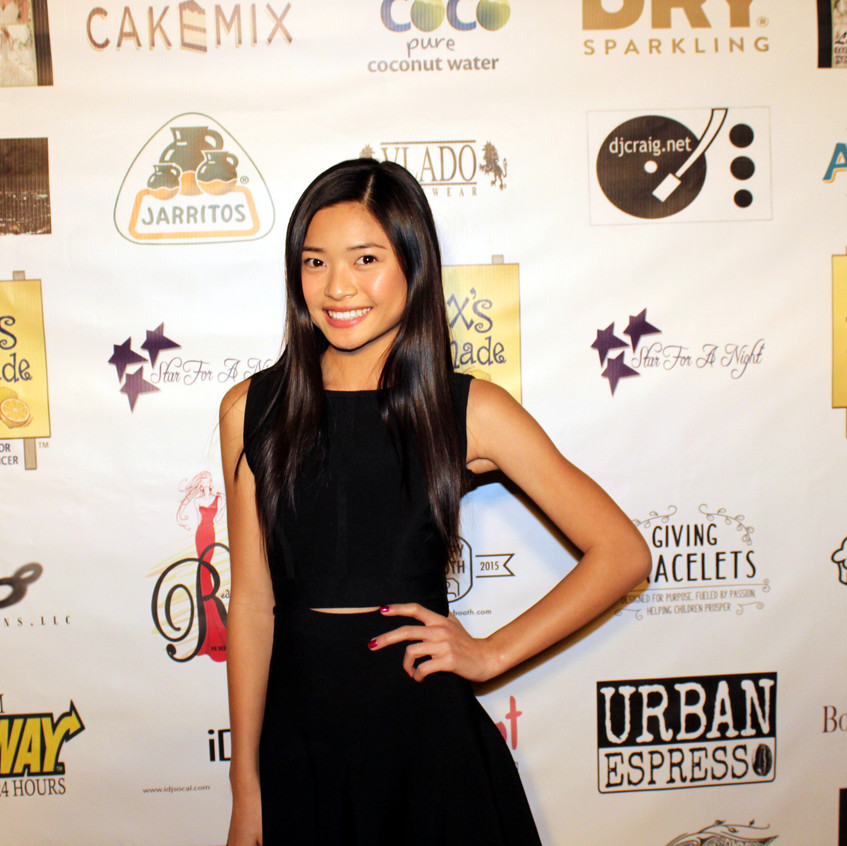 Ashley Lioa-Actress