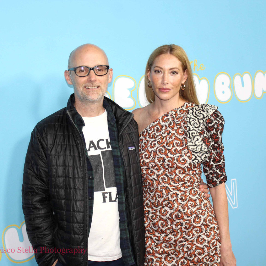 Moby with guest