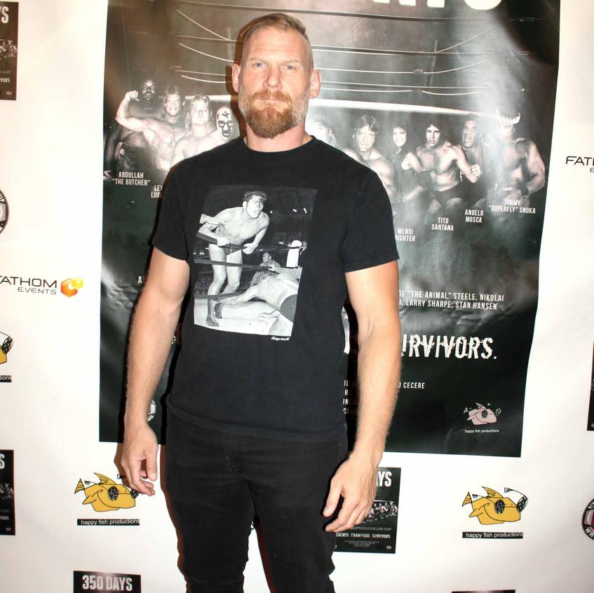Josh Barnett- American Mixed Martial Artist