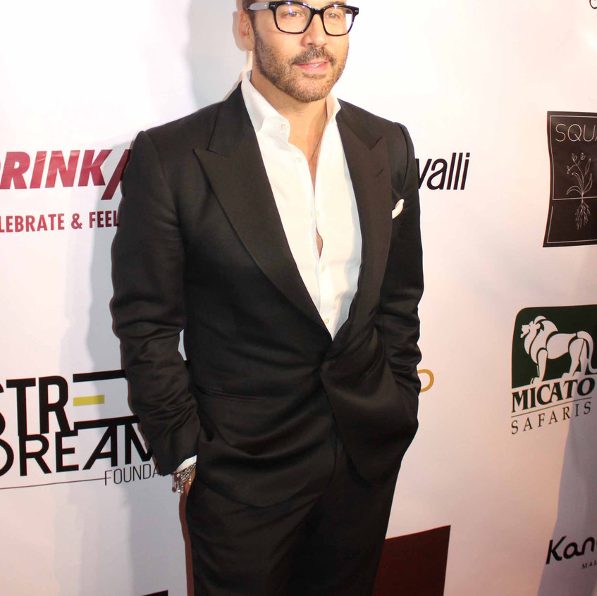 Jeremy Piven - Actor on red carpet