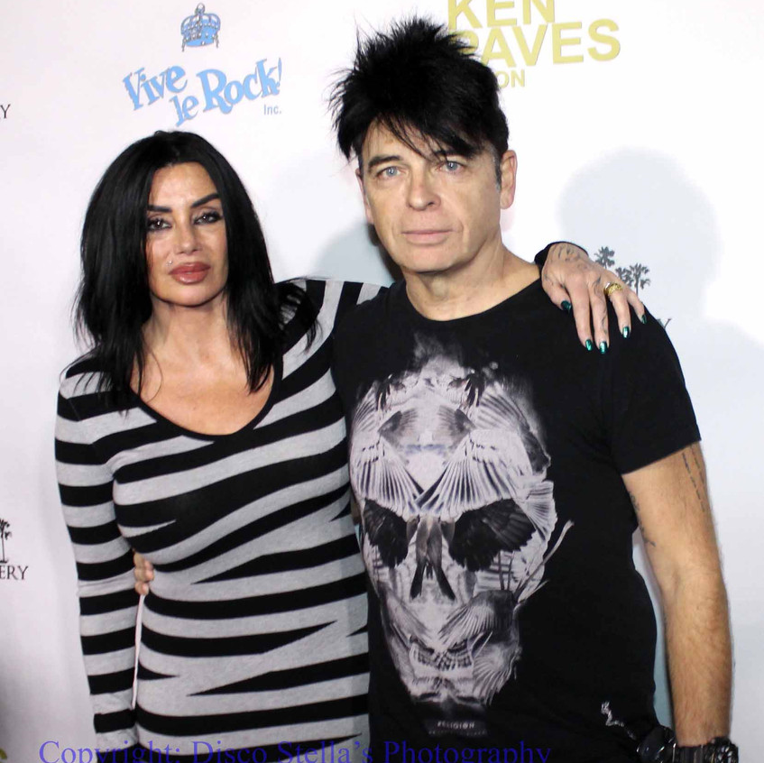 Gary Numan and Guest............