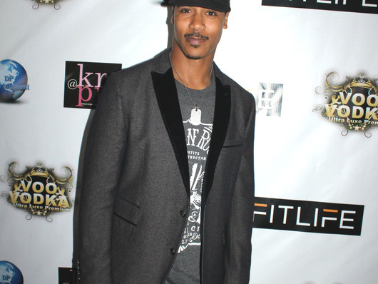 Multi-talented Brian J. White celebrated his birthday in Los Angeles, California.