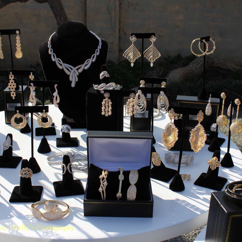 Jewelry Display............