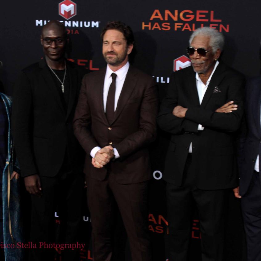 Casts - Angel Has Fallen ...3