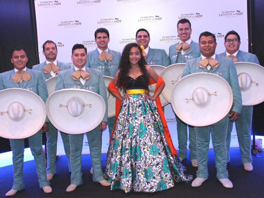 Honorable Latinos awarded at the Latinos de Hoy Awards at the Dolby Theatre.