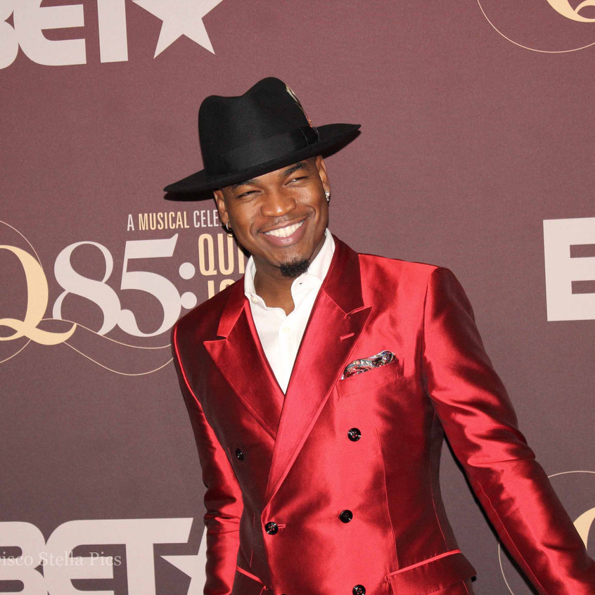 Ne-Yo - R&B Artist on the red carpet