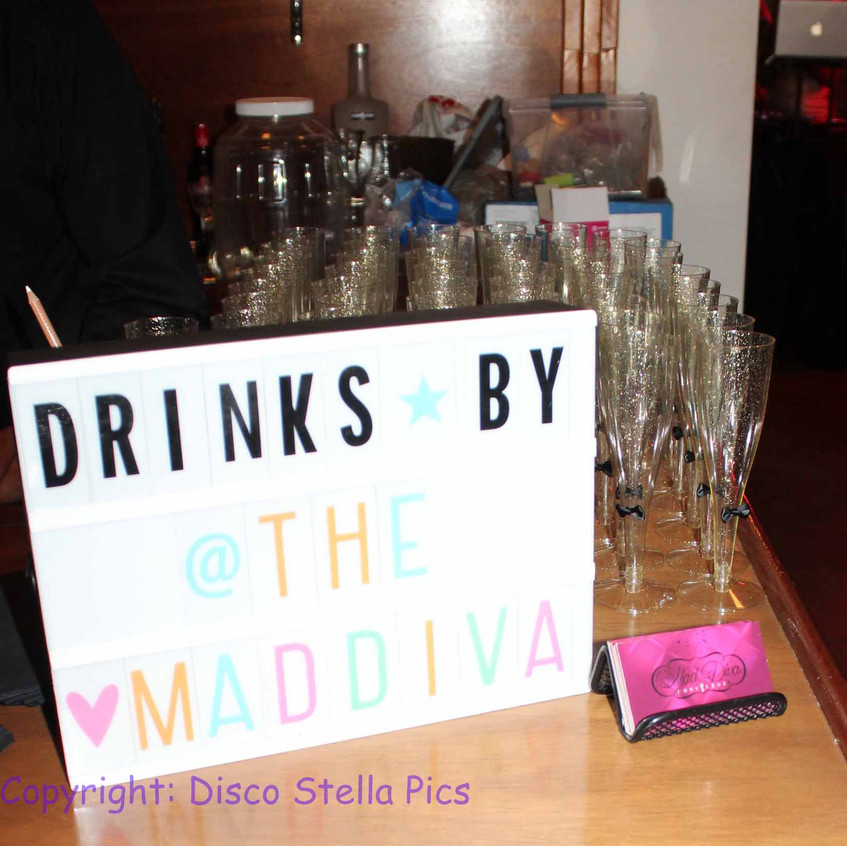 Drinks by Mad Diva