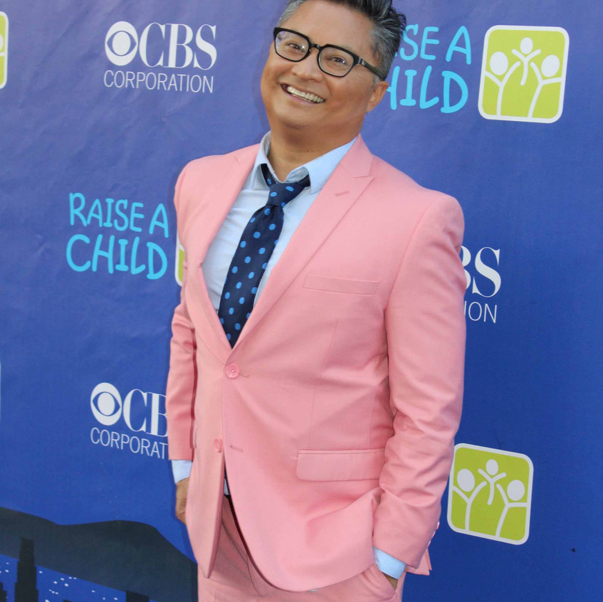 Alec Mapa-TV Personality and Co-Host