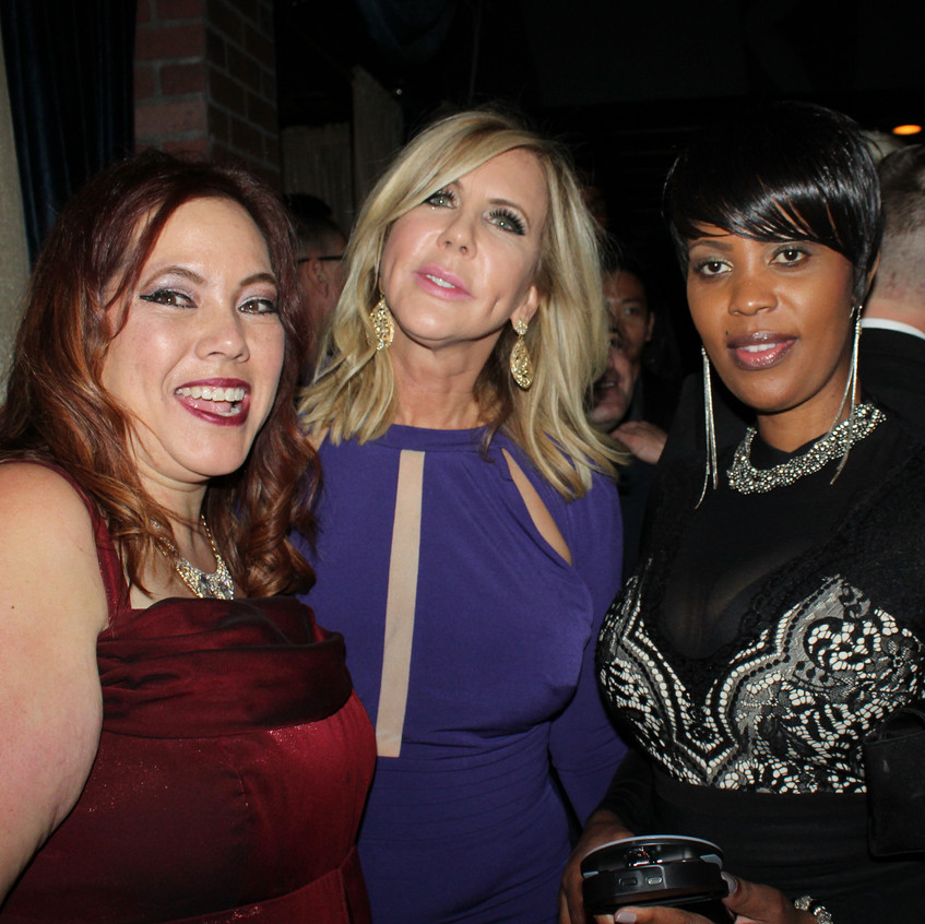 Victoria Gunvalson and guests 1