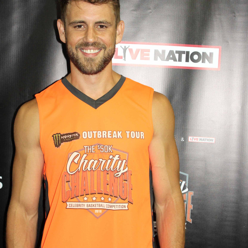 Nick Viall -The Bachelor - Player in game 1