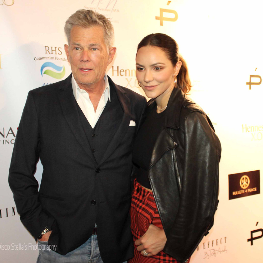 David Foster - Musician and Katharine Mc