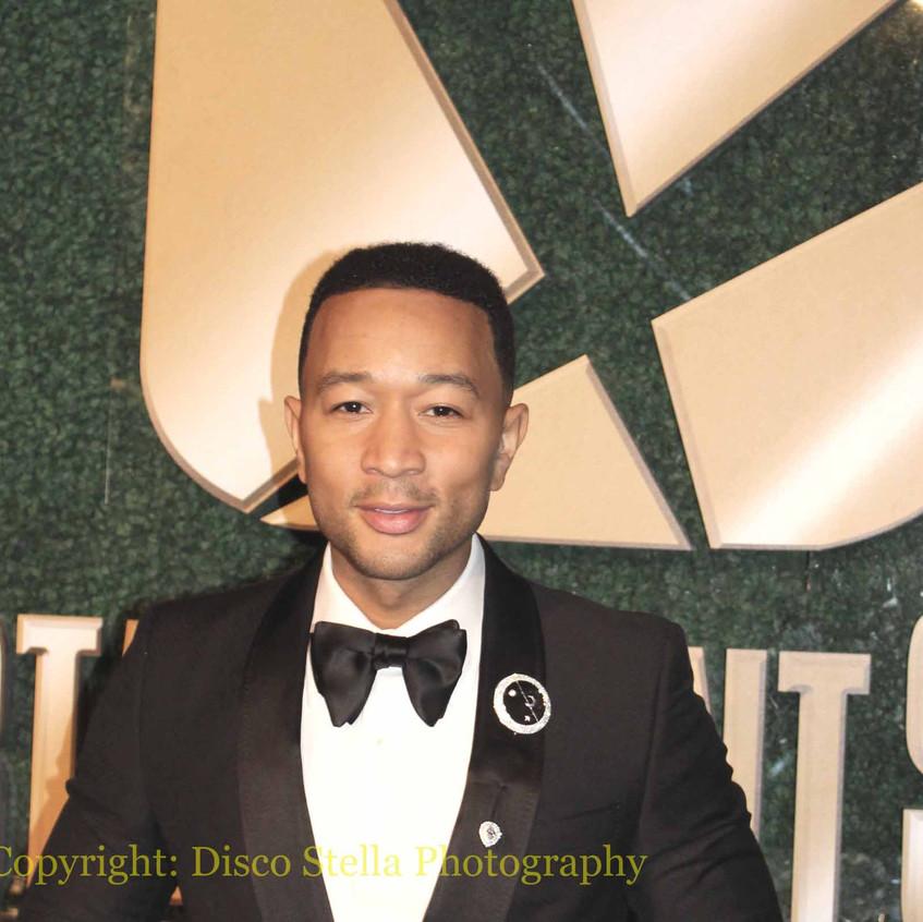 John Legend- Singer - Songwriter........