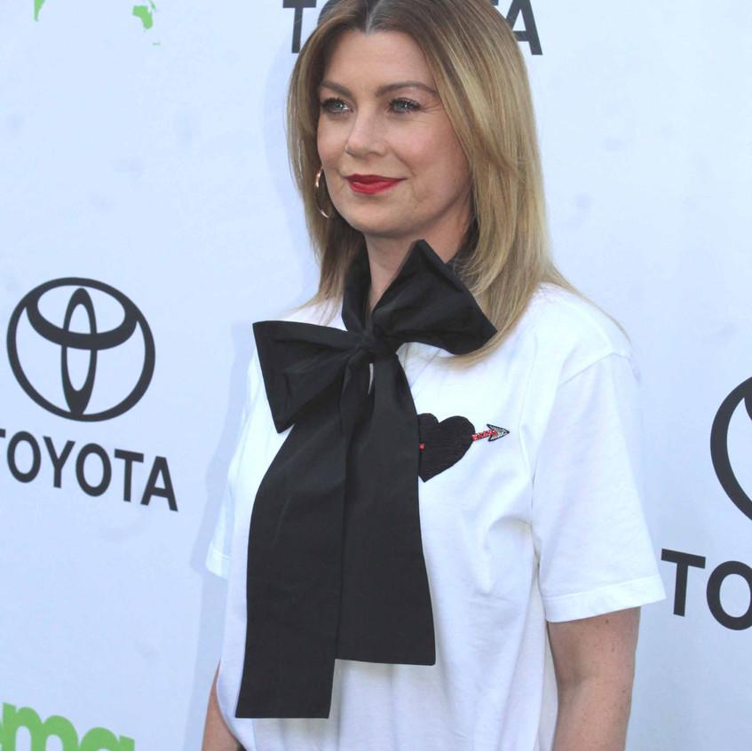 Ellen Pompeo - Actress -Host of EMA