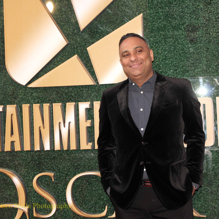 Russell Peters - Comedian....