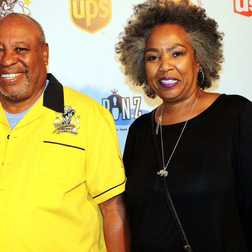 Earl Billings and wife