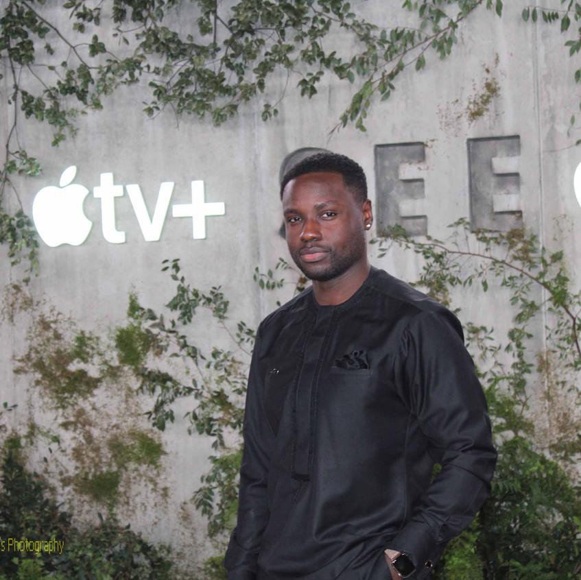 Dayo Okeniyi- Actor