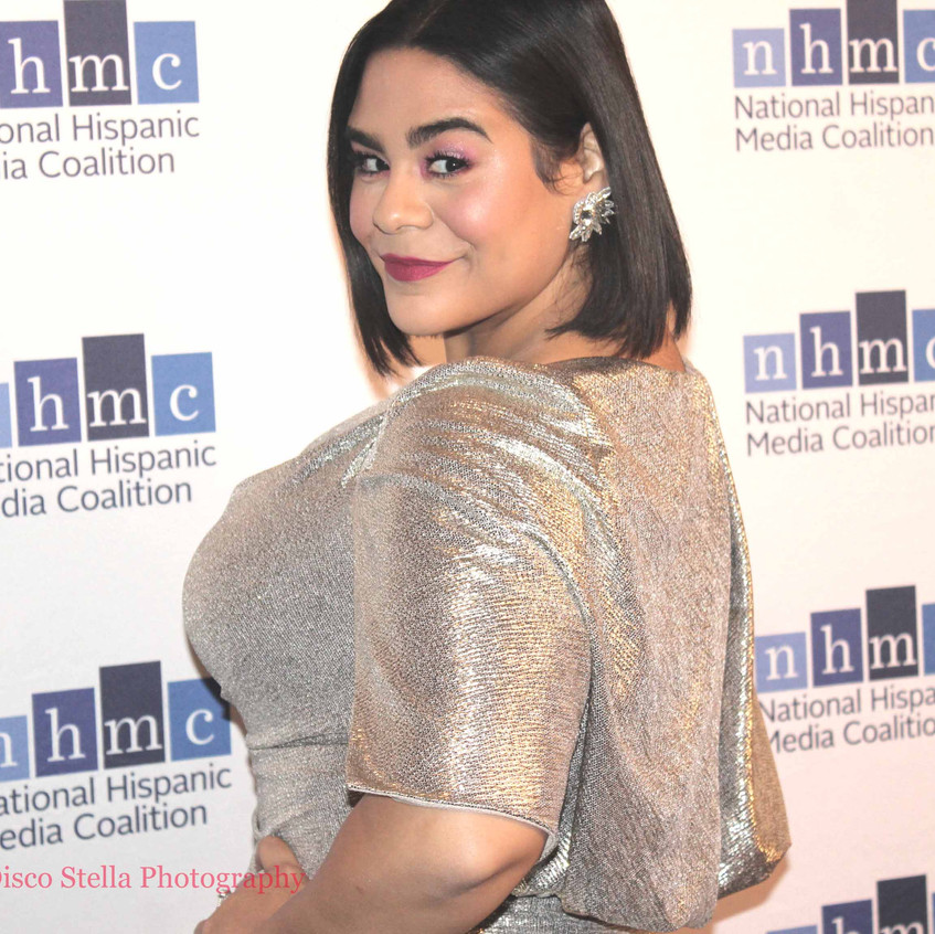Jessica Marie Garcia- Actress- On My Blo
