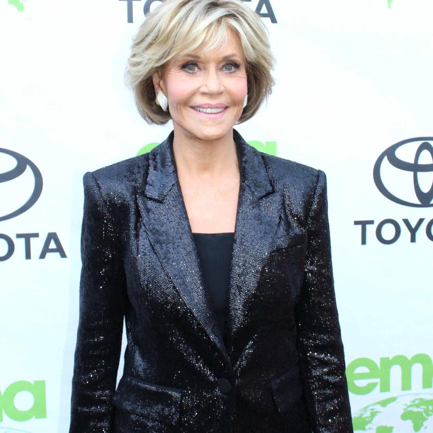 Jane Fonda  - Honoree