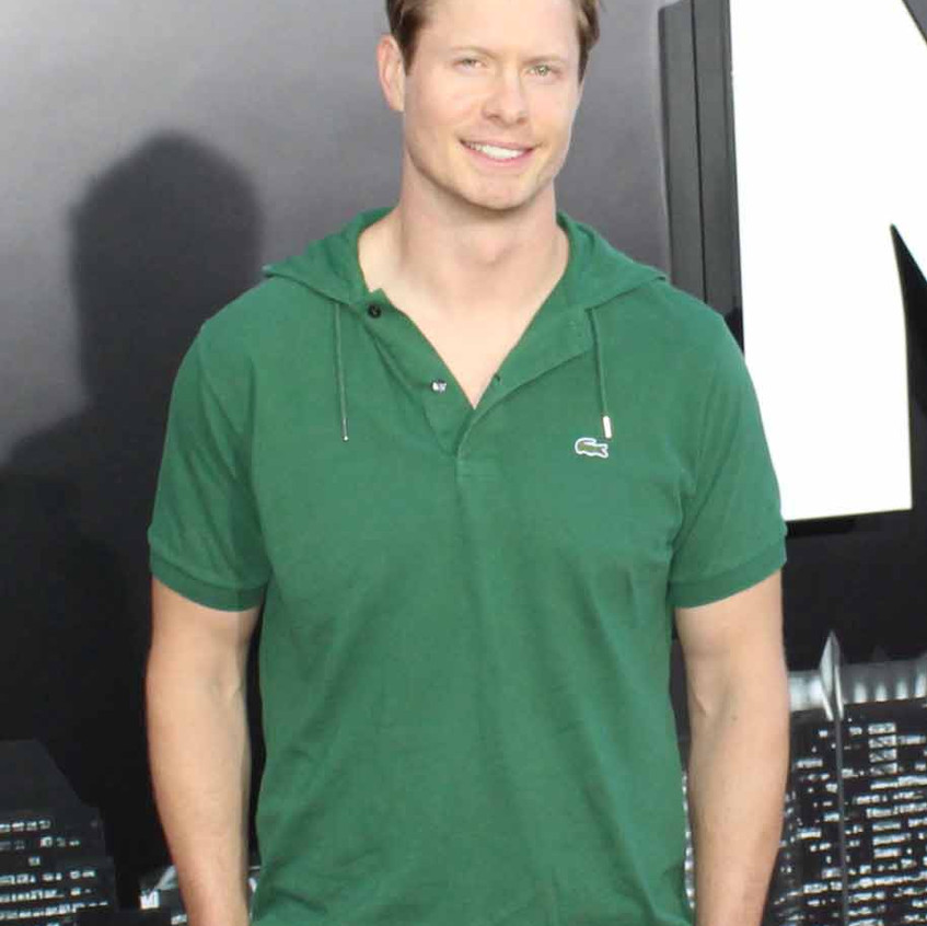 Anders Holm - Actor.