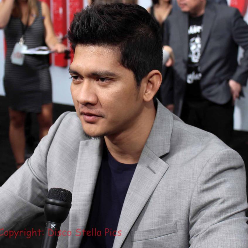 Iko Uwais- Actor -Interview