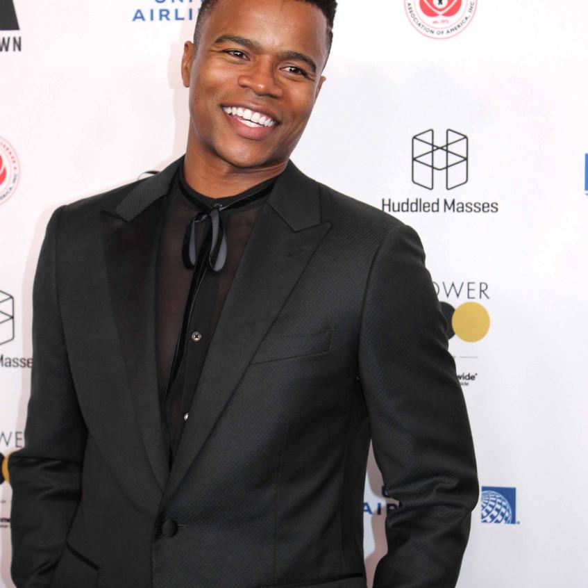 Marque Richardson - Actor