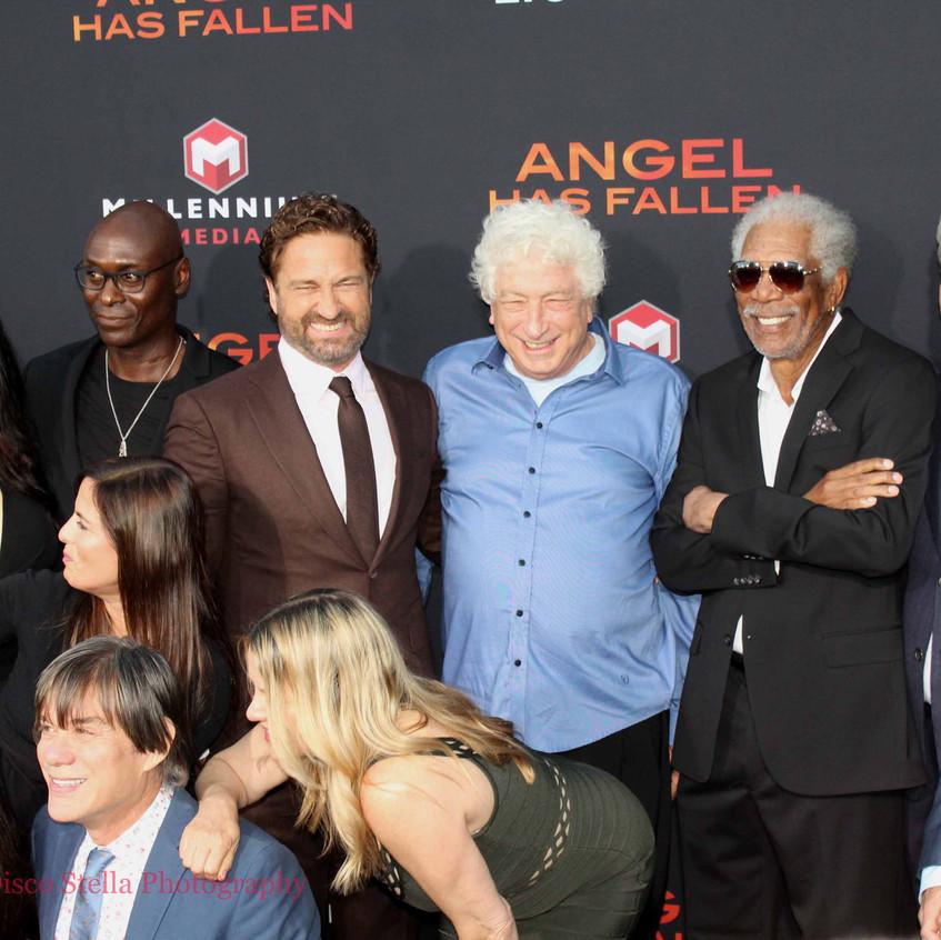 Casts - Angel  Has Fallen 3