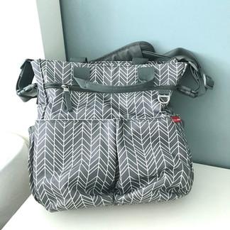 Finding Joy In A Smaller Diaper Bag