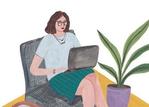 Finding A Healthy Work-From-Home Routine