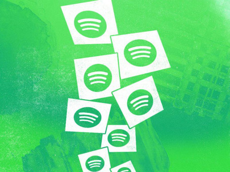 Just 7500 artists make $100K or more a year on Spotify worldwide