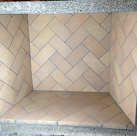 Gas Fireplace Brick (Vent Free Fireplace by Isokern)