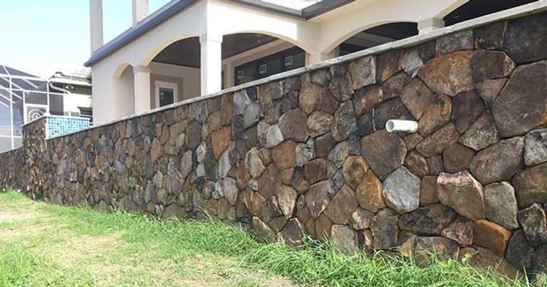 Old World Stone Veneer Stony Point Quaryfield