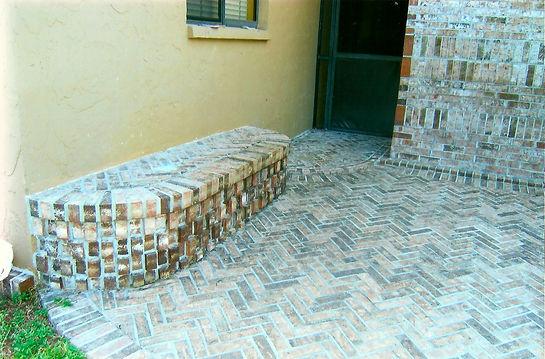 Brick Patio Fort Myers