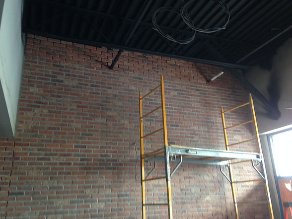 Interior brickwork in cape coral