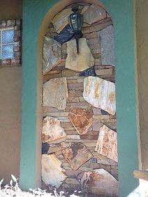 Naples custom stonework