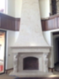 Naples Gas Fireplace