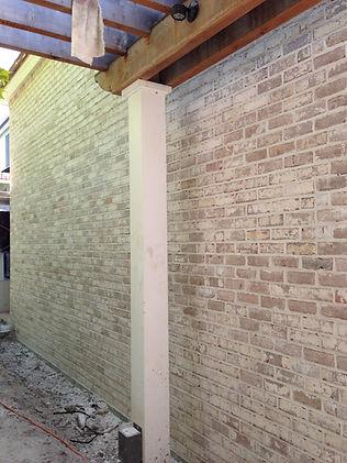 Naples Brick Wall