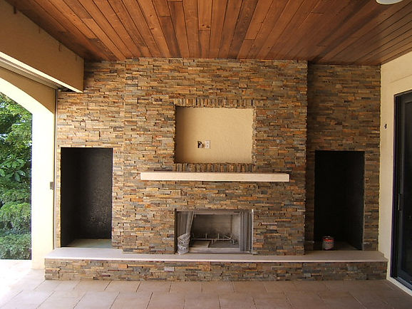 Gas Fireplace Naples