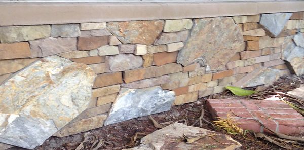 Drystack Stone Masonry Naples